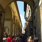 leading down to Piazza del Pesce