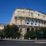 Colosseo (wired up!)