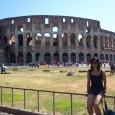 The Colosseum. The Roman Forum. Capitoline Hill. The Pantheon. The semesters of latin class I...