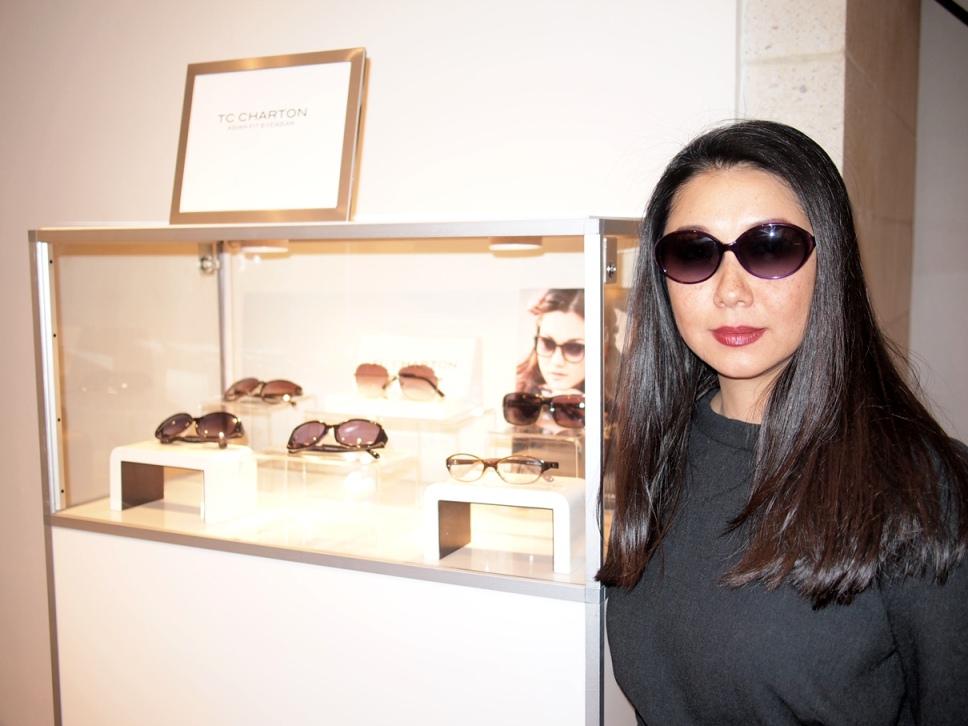 1421d798418 Asian Fit Eyewear with Designer Alexandra Peng