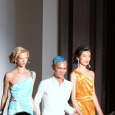 By Katherine Oon Presenting his forthcoming Spring/Summer 2013 season at the grand Goldsmith Hall, Ashley...