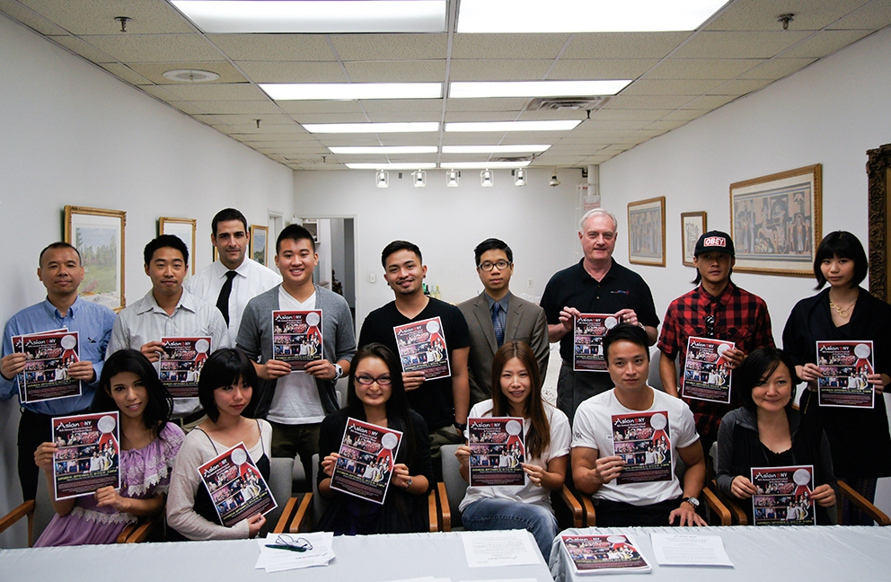 Asianinny hosts press conference for the 4th annual moon festival and fashion show event blog - Mika japanese cuisine bar ...