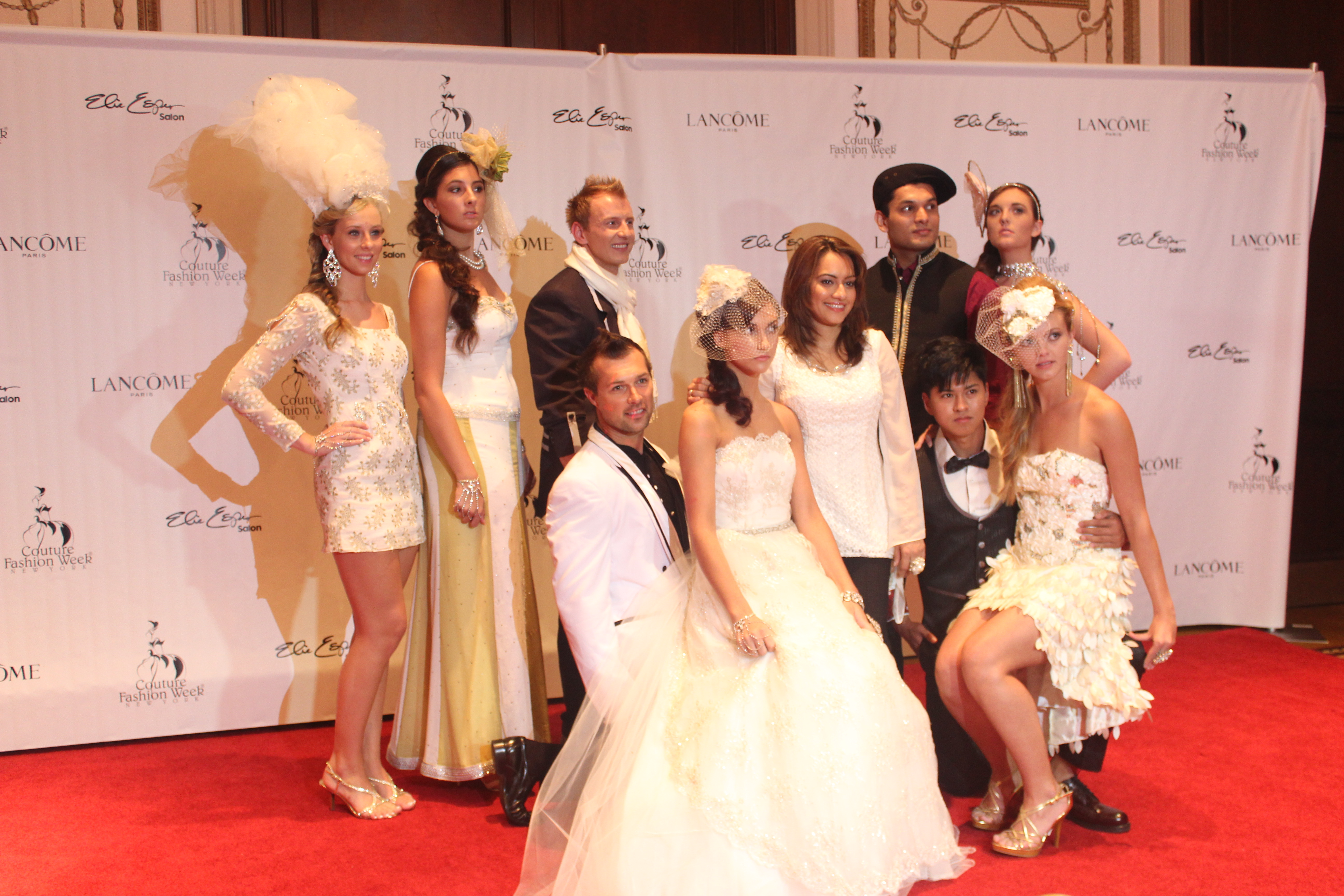 By Merry Wu On Saturday September 13, Couture Fashion Week brought together 7 Indian Designers...