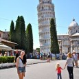 It's time for another weekend field trip! This one's to… Pisa!!! Catching up on sleep...