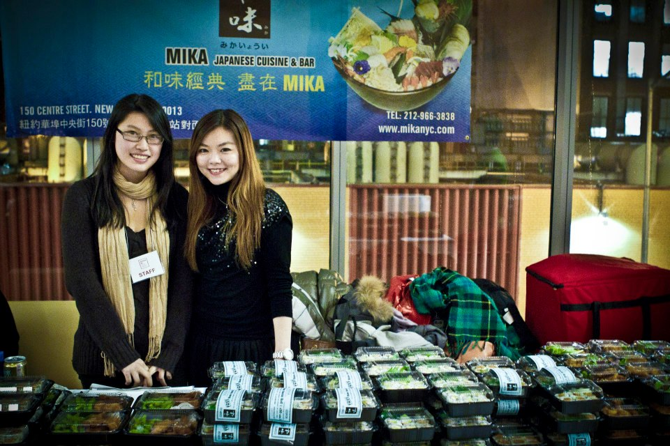 Asianinny brought over 500 people to celebrate lunar new year blog - Mika japanese cuisine bar ...