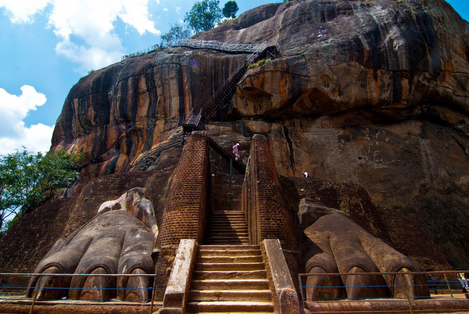 Sigiriya Sri Lanka  City new picture : Visiting Sigiriya, Sri Lanka | Blog.AsianInNY.com