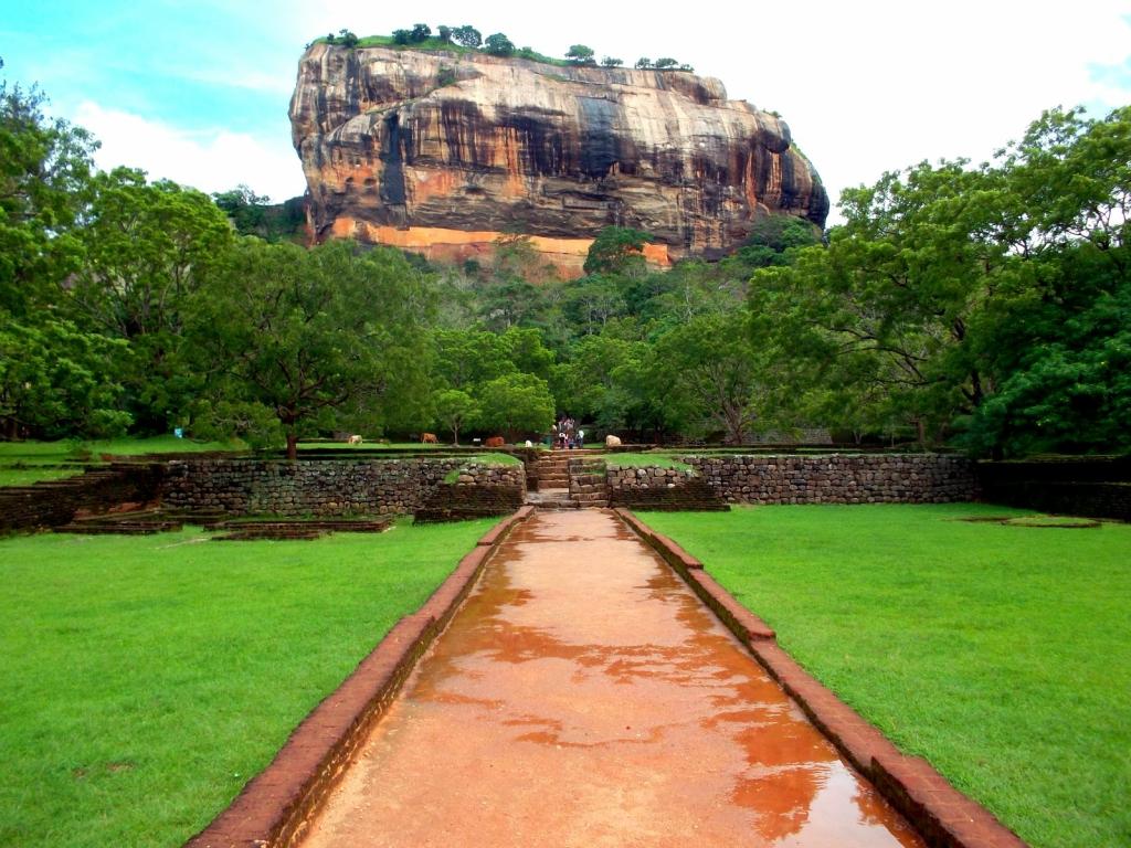 Visiting Sigiriya Sri Lanka Blog