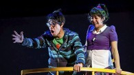 "By Ismary Munet From the Asian-American troupe Ma-Yi Theater, comes ""The Wong Kids in the..."