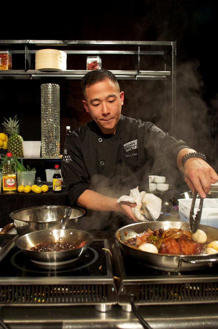2014 Asian Chefs Culinary Battles Finale Heats Up Caesars