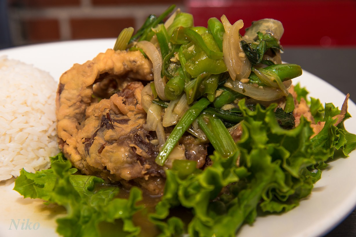 Noodies Thai Kitchen Menu