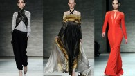 By Ka Yee Chan Bibhu Mohapatra's F/W 2014 was inspired by Tibet's vast landscapes. Mohapatra...