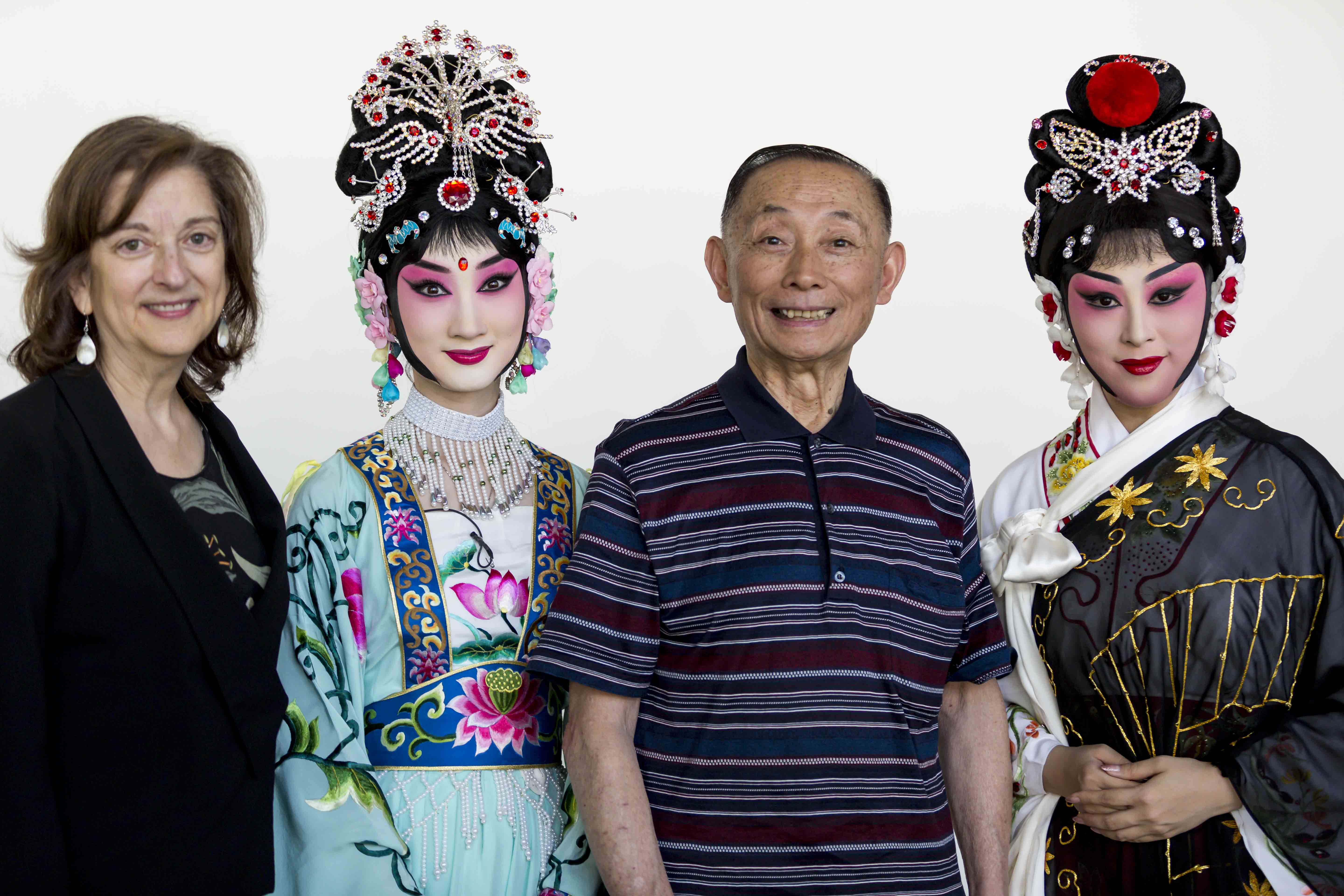 Article By Joy Chiang Ling Photo credit Xue Liang Peking Opera is a traditional form...