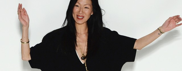 Article by Yinsana Mok Marissa Webb, a Korean designer, presented a casual and comfortable Fall...