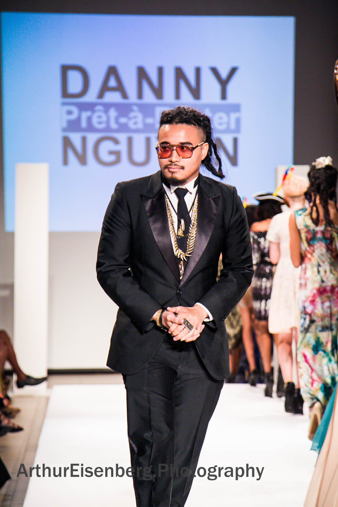 5th Annual EMERGE! Fashion Collective Runway Show Features