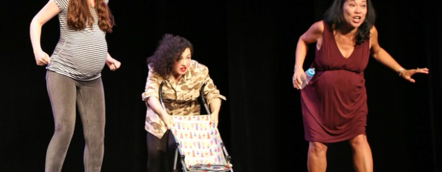 "Article by Eder Guzman ""Urban Momfare"" is wonderfully dry and satirical musical play about a..."