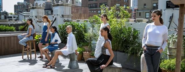 Photo credit Xue Liang Designer ANN YEE showcased her Spring/Summer 2015 Presentation of the ANN...