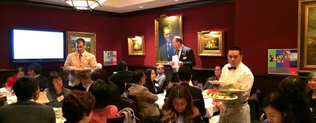 Article by Wun Kuen Ng American Association for Retired Persons or AARP hosted a luncheon...