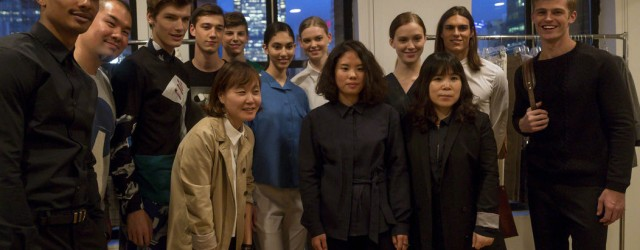 Photo credit Xue Liang On October 21st the Global Fashion Incubator Project returned to New...