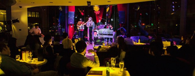 Article by Kevin Young Photo by Jaiyoon Lee MOI'M held a night of jazz filled...