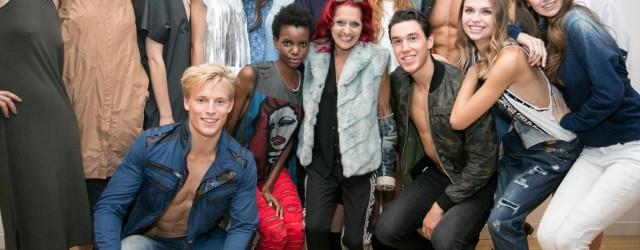 The K Fashion Project New York's third annual designer showcase highlighted three Korean brands: JESSI...