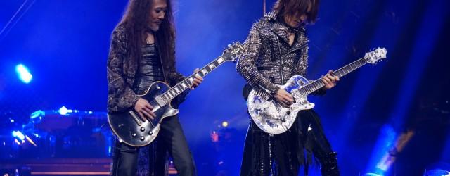 Article by Eder Guzman Photo credit Shinji Kikuchi X Japan performed at Madison Square Garden...