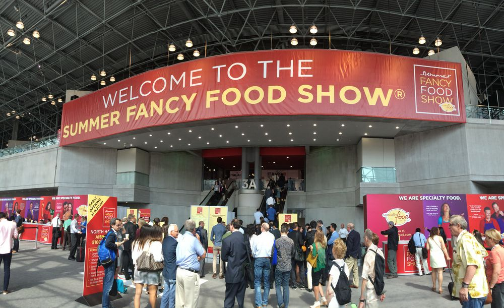 Summer Fancy Food Show 2015 Blog
