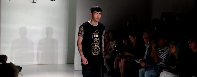 By Lucy Siyu Liu Kathleen Kye, young and talented Korean fashion designer put on another...