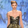 "Article by Linda Nguyen ""Naeem Khan Fall 2015 is for the modern woman who lives..."