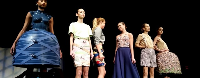 By Erica Hui The Global Fashion Capital Fair and Fashion Show took place on October...