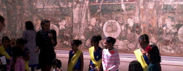 By Sara Mirza The atmosphere of the Metropolitan Museum of Art was vibrant in excitement...