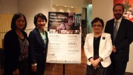 On March 25th, Taipei Cultural Center organized a press conference for journalists to meet with...