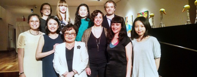 Presented by Taipei Cultural Center, this release and reading honors Chialun Chang and her first...