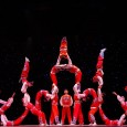 ArticleBy Tatiana Ho Photo by Niko The Golden Dragon Acrobats, presented on March 13, 2016...