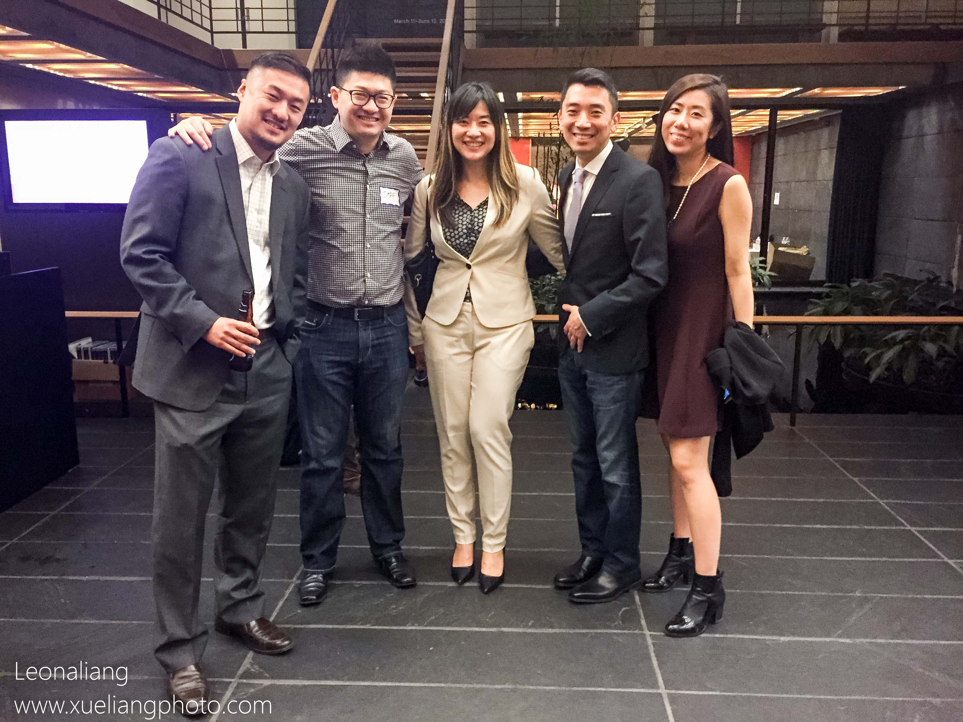 Photo by Xue Liang National Association of Asian American Professionals, New York (NAAAP-NY) along with...