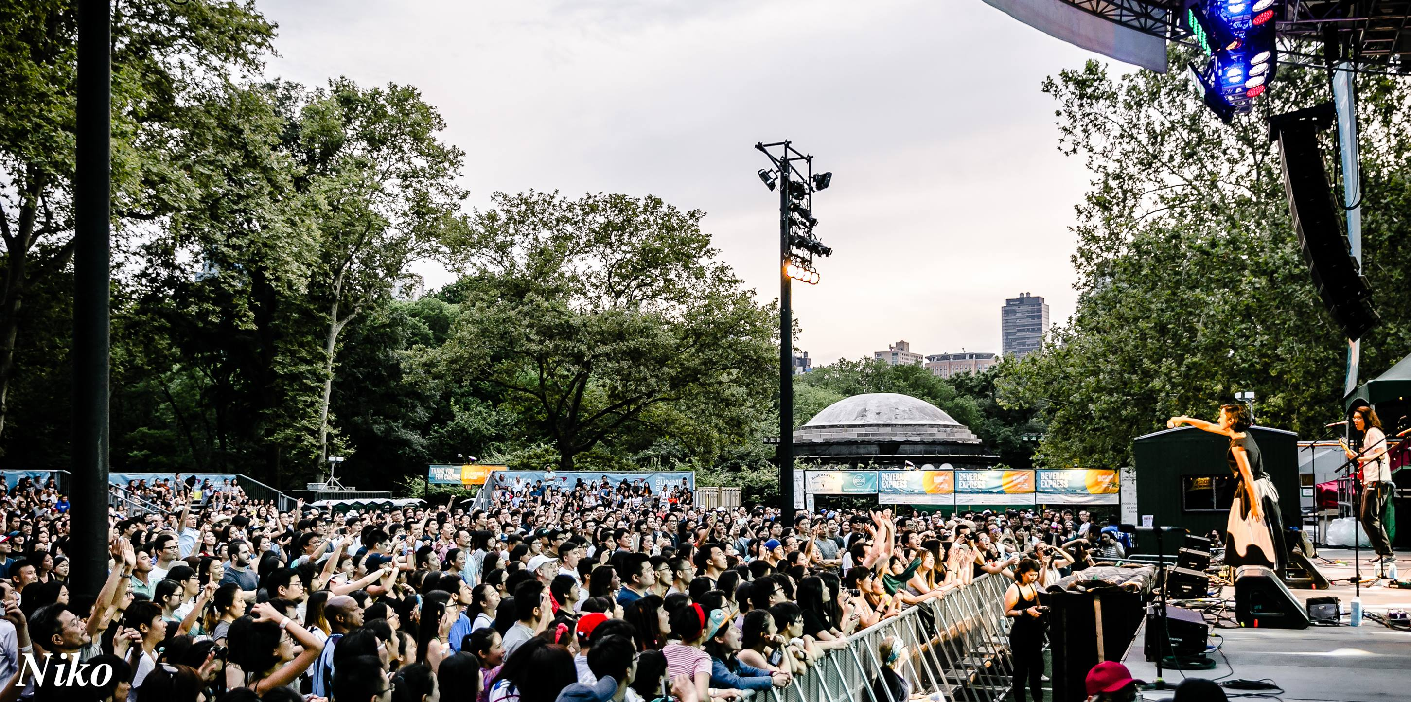 Photo by Niko Taiwanese Waves took place on Saturday, July 16th, in Central Park at...