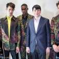 Photo by Xue Liang Malan Breton presented his Spring Summer 2017 collection on July 13th...