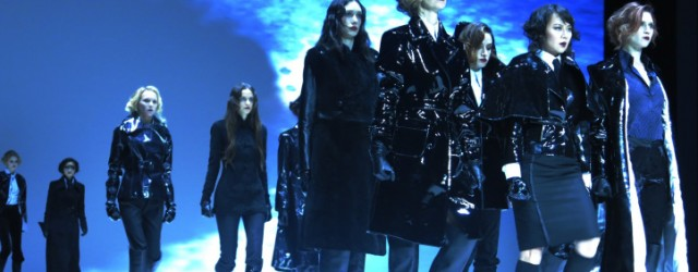 By Alice Chin Malan Breton's Fall/Winter 2017 Show opened with fanfare and a backdrop reminiscent...
