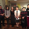 The Taipei Economic and Cultural Office (TECO) in New York hosted the opening reception for...
