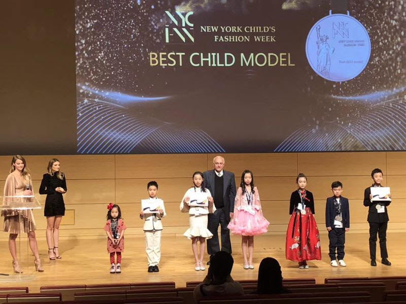 2018 new york children fashion week blog