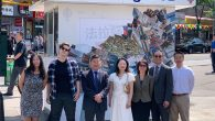 Joined by City Councilman Peter Koo, Artist Jennifer Williams, Mingwen Yang from State Senator Toby […]